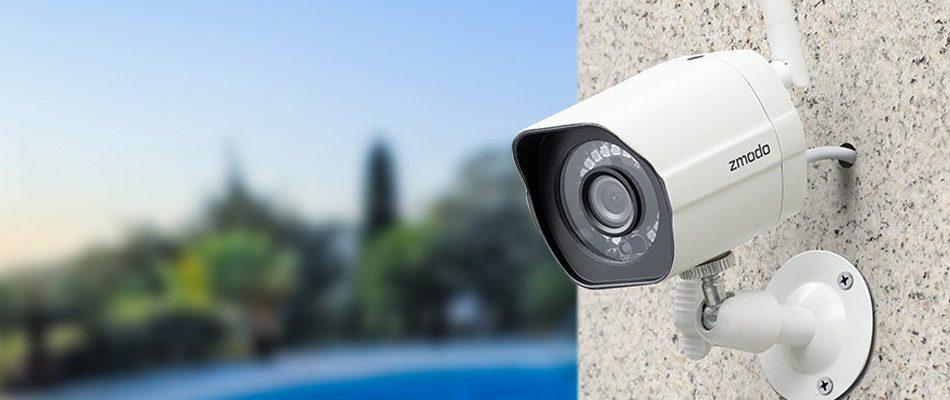 zmodo outdoor camera