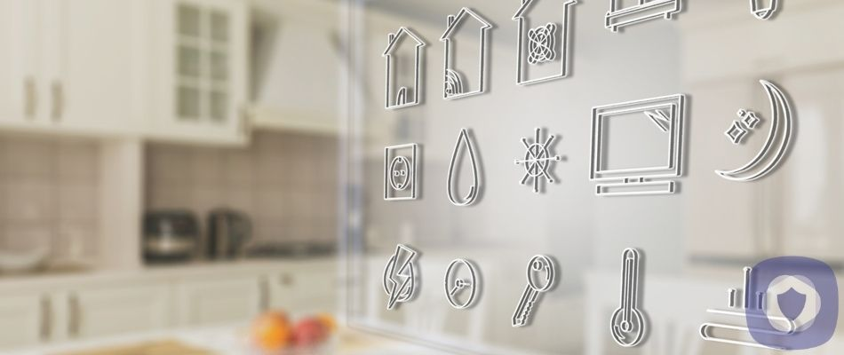 Z-wave smart home tech