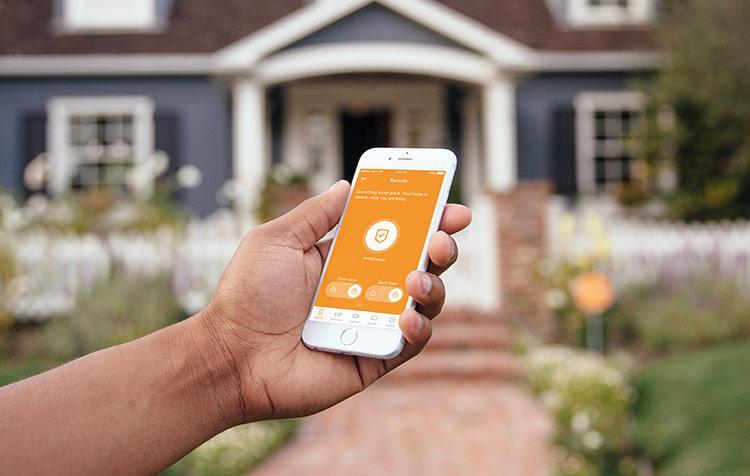 vivint-phone-app